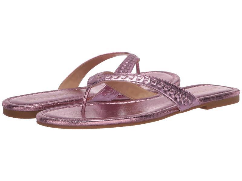 ジャックロジャース レディース サンダル シューズ Metallic Collins Flip-Flop Light Pink