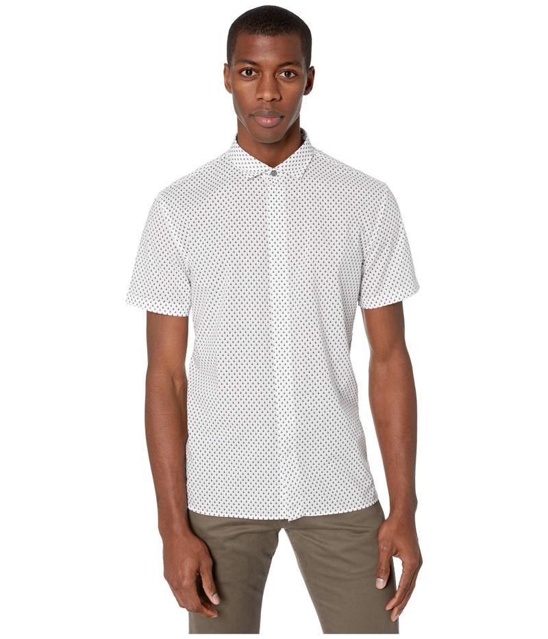 ジョンバルバトス メンズ シャツ トップス Loren Slim Fit Sport Shirt W690W1B White