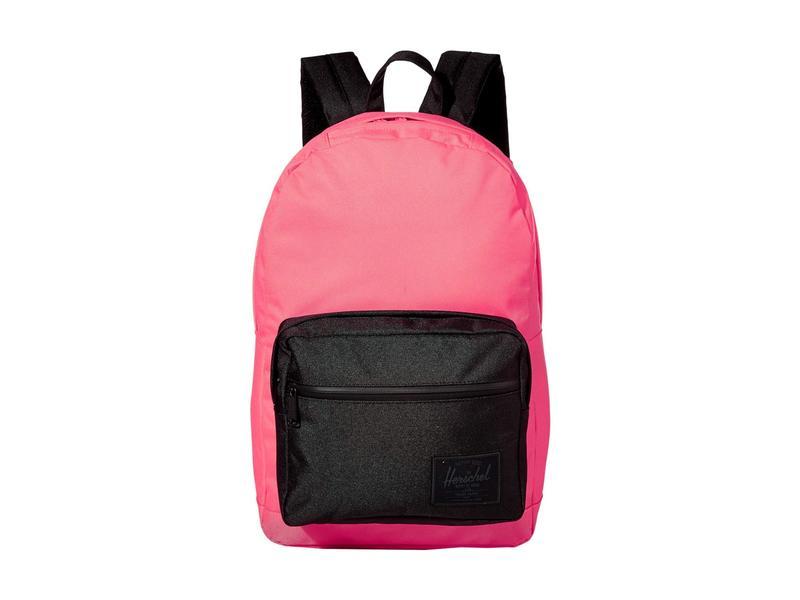 ハーシェルサプライ メンズ バックパック・リュックサック バッグ Pop Quiz Neon Pink/Black