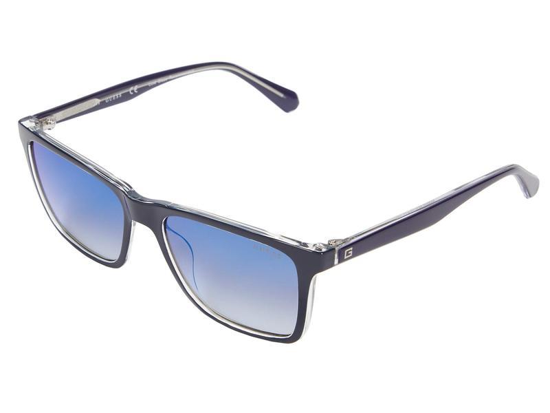 ゲス メンズ サングラス・アイウェア アクセサリー GU6935 Blue/Other/Gradient Blue