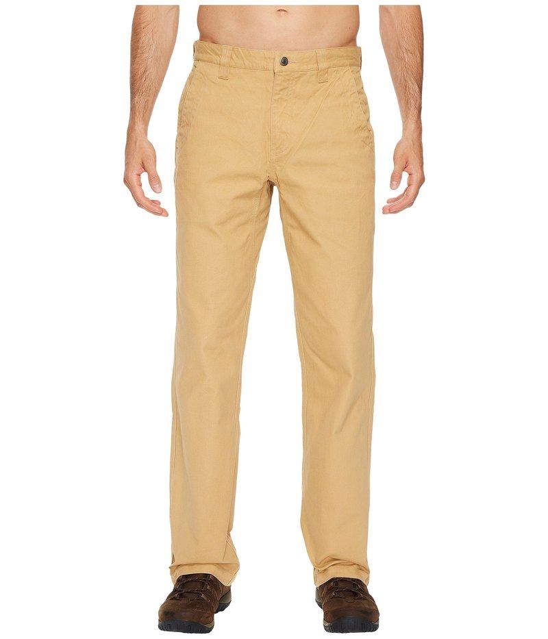 マウンテンカーキス メンズ カジュアルパンツ ボトムス Original Mountain Pants Relaxed Fit Yellowstone