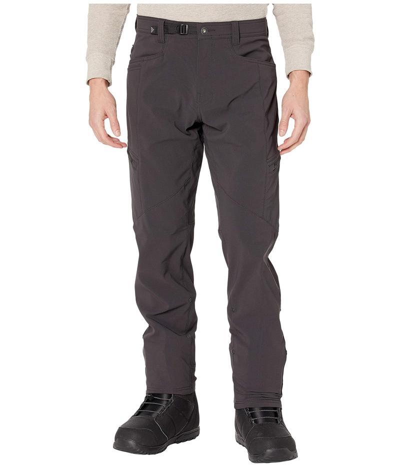 プラーナ メンズ カジュアルパンツ ボトムス Adamson Winter Pants Charcoal