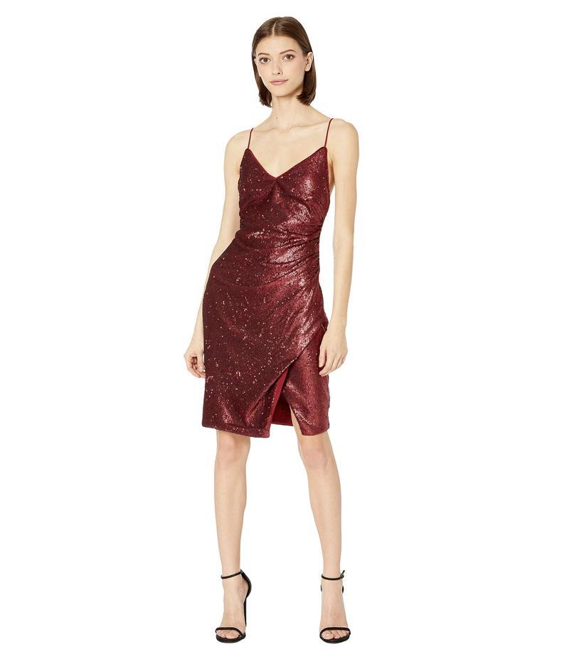 アストール レディース ワンピース トップス Yours Truly Dress Maraschino Red