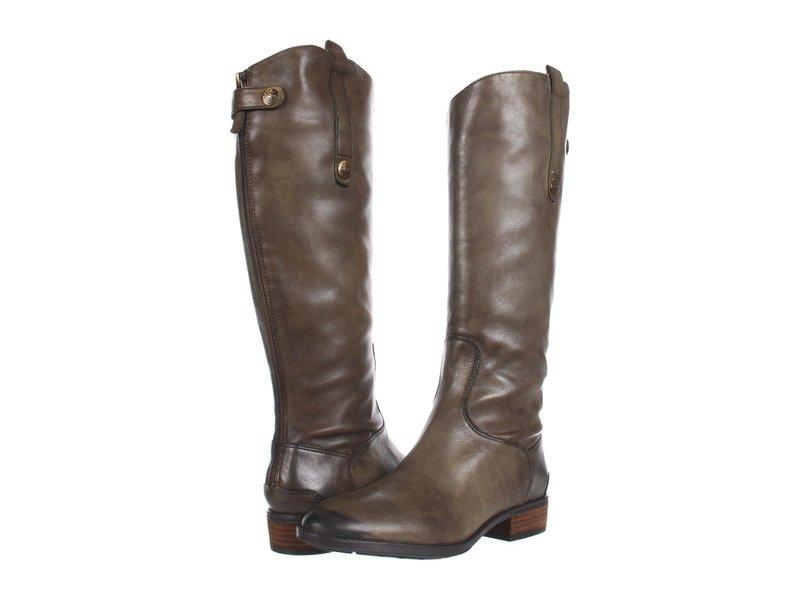 サムエデルマン レディース ブーツ・レインブーツ シューズ Penny Leather Riding Boot Olive