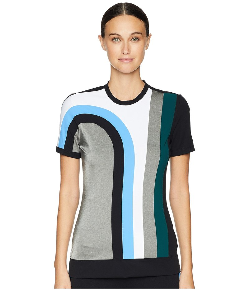 ノーカオイ レディース シャツ トップス Nohona Nani T-Shirt Multicolor/Black/Silver/White/Light Blue/Dark Green
