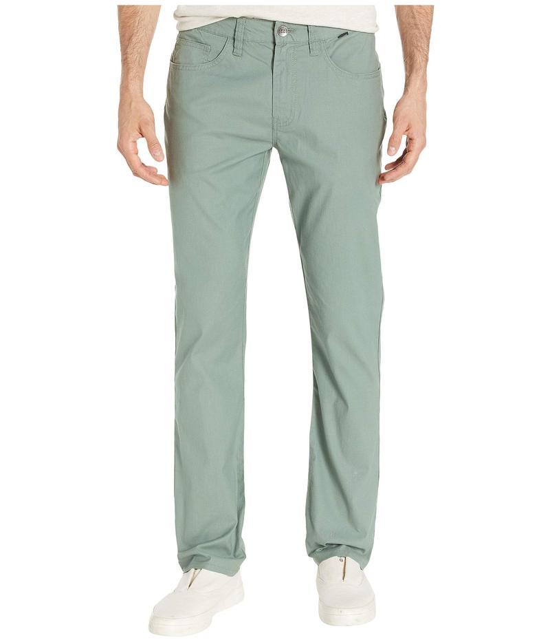 トラビスマヒュー メンズ カジュアルパンツ ボトムス The Trifecta Pants Balsam Green