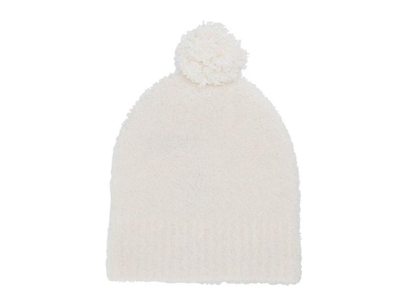 ヴィンス レディース 帽子 アクセサリー Teddy Beanie Cream