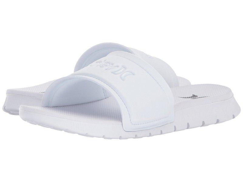 ハーレー レディース サンダル シューズ Women's Fusion Slide White