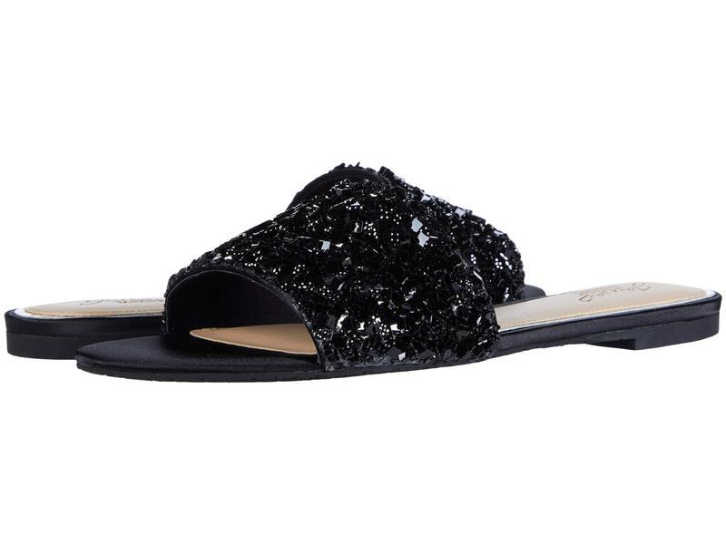 ジュウェルダグレイミシュカ レディース サンダル シューズ Noland Black/Black