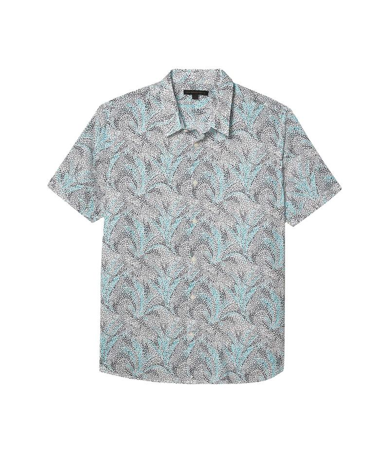 ジョンバルバトス メンズ シャツ トップス Jasper Regular Fit Sport Shirt W508W1B Pale Turquoise