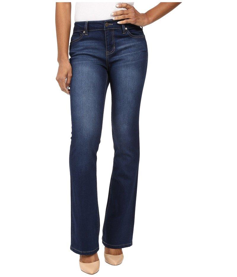 リバプール レディース デニムパンツ ボトムス Petite Isabell Skinny Boot Jeans in Manchestor Wash/Indigo Manchestor Wash/Indigo