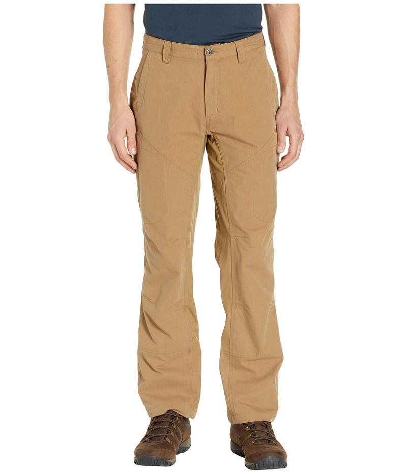 マウンテンカーキス メンズ カジュアルパンツ ボトムス Original Trail Pants Classic Fit Tobacco