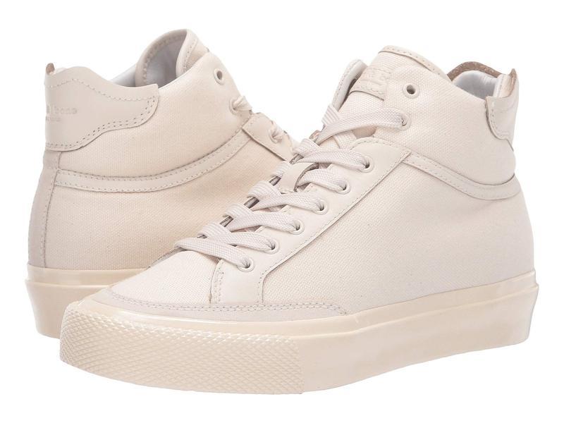 ラグアンドボーン レディース スニーカー シューズ RB Army High Sneaker Ecru Canvas