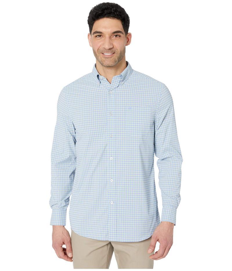 サウザーンタイド メンズ シャツ トップス Barnacle Check Brrr Intercoastal Performance Sport Shirt Sunshine