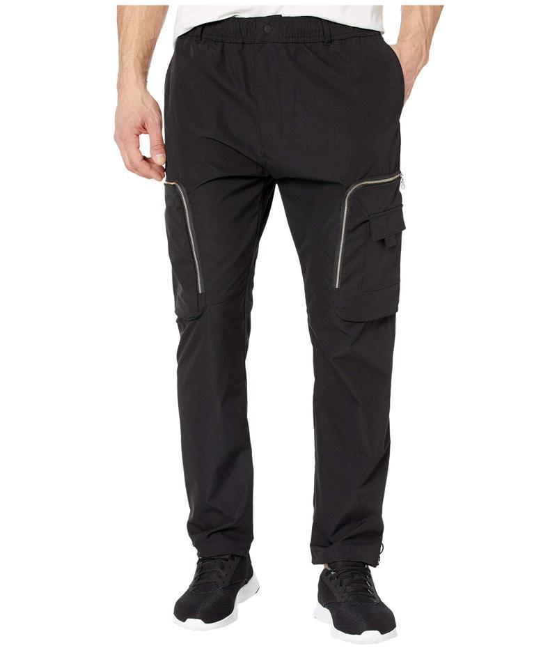 ゼインローブ メンズ カジュアルパンツ ボトムス Jumpa + Tech Pants Black