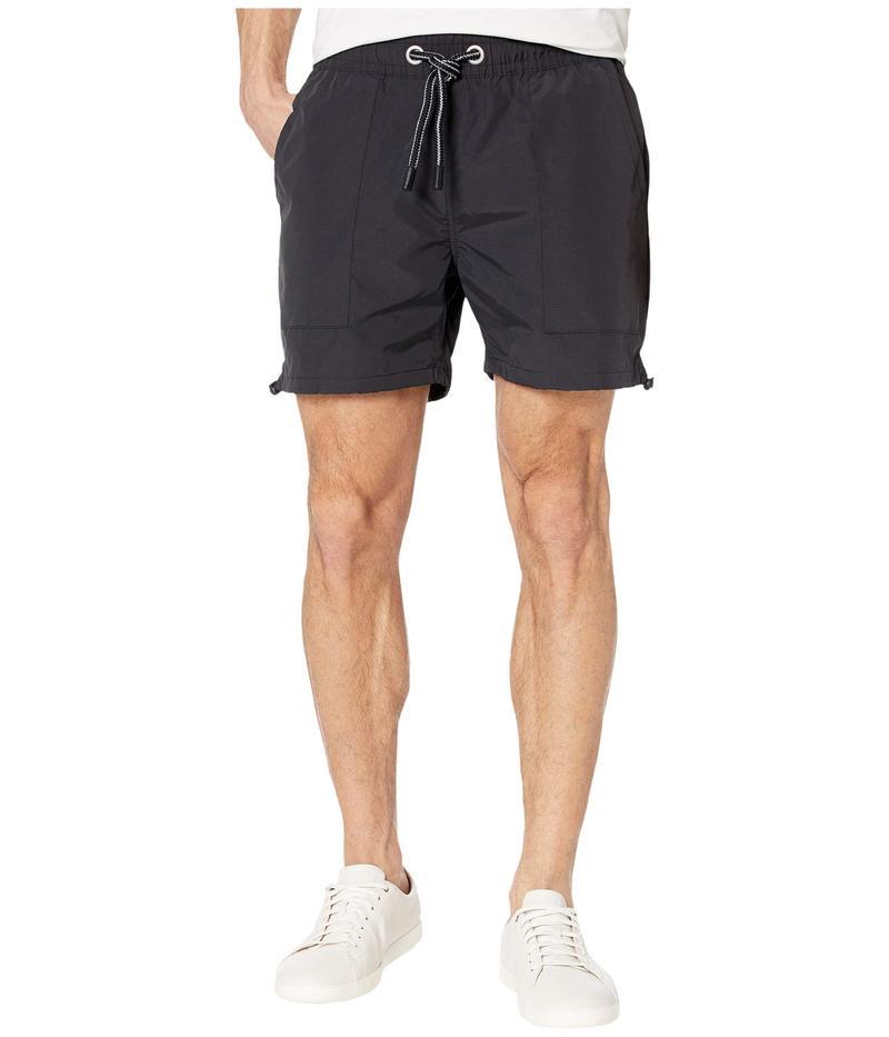 ゼインローブ メンズ ハーフパンツ・ショーツ ボトムス Jumpa Lite Shorts Black