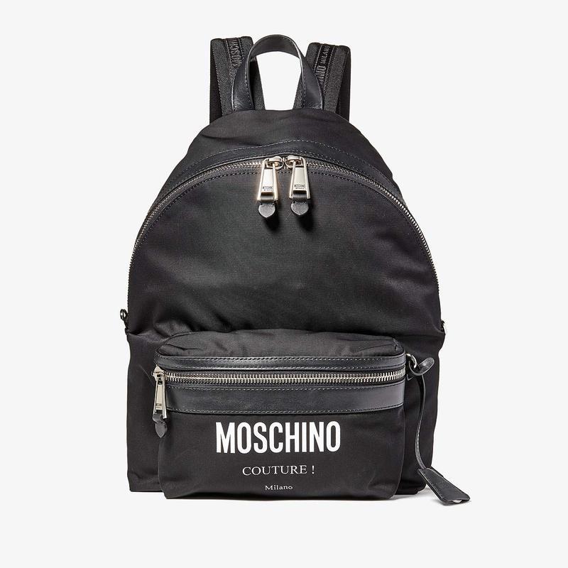 モスキーノ メンズ バックパック・リュックサック バッグ Couture! Backpack Black