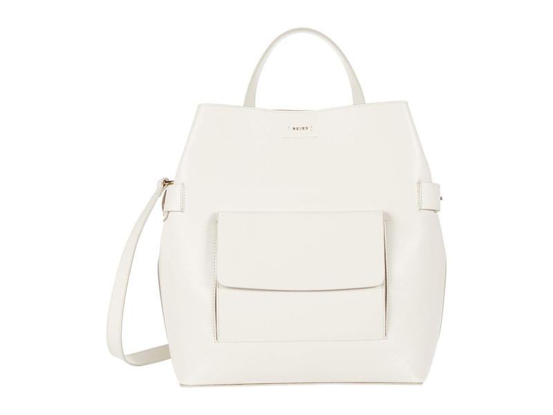 レイス レディース ハンドバッグ バッグ Freya Bucket Bag Off-White