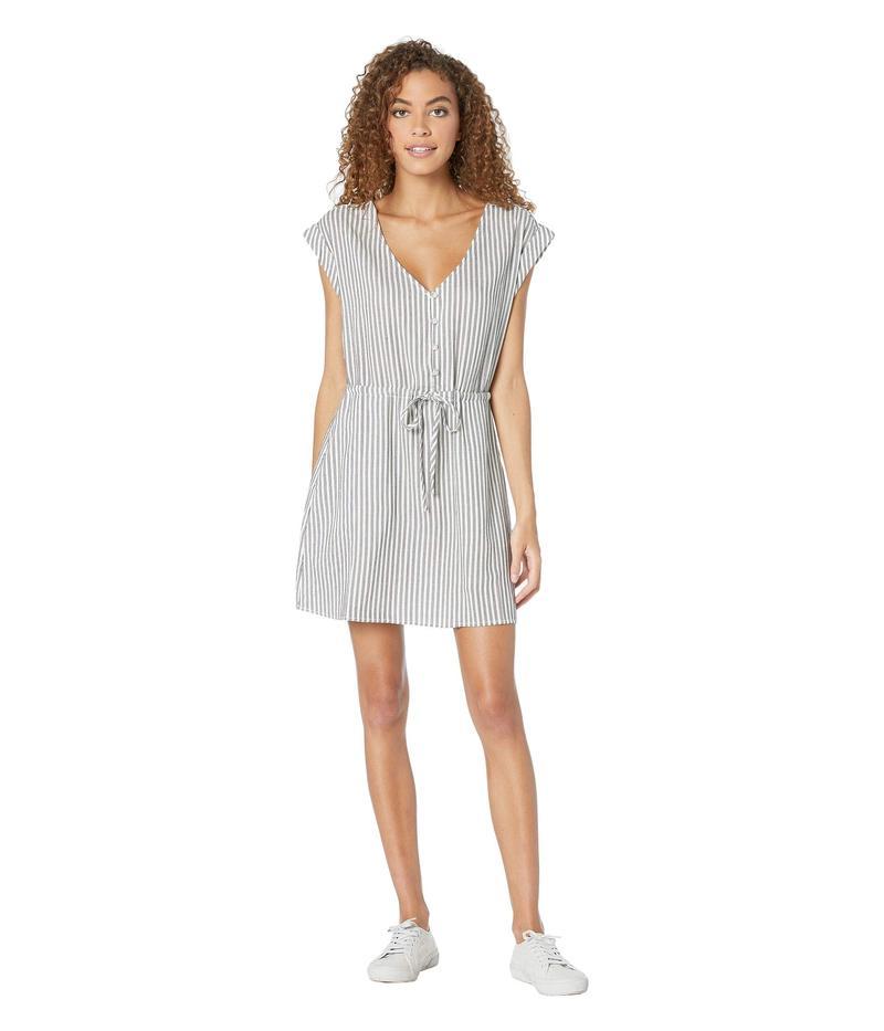 サンクチュアリー レディース ワンピース トップス Sundrenced Soft Shirtdress Timeless Stripe