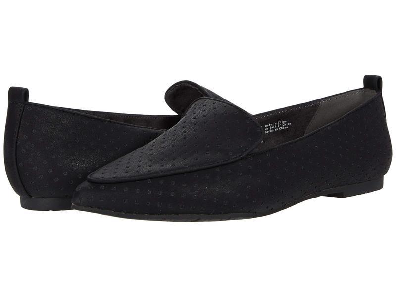 セイシェルズ レディース スリッポン・ローファー シューズ BC Footwear by Seychelles Its Time Perf Black Perforated V Leather