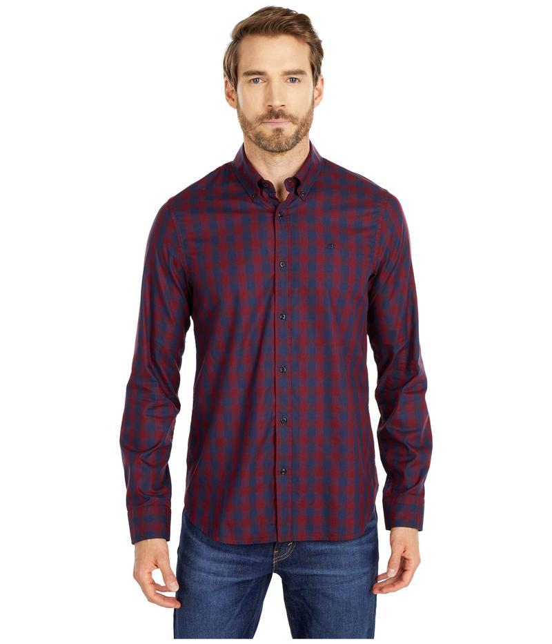 スコッチアンドソーダ メンズ シャツ トップス Regular Fit - Classic BB-Check Shirt Combo A