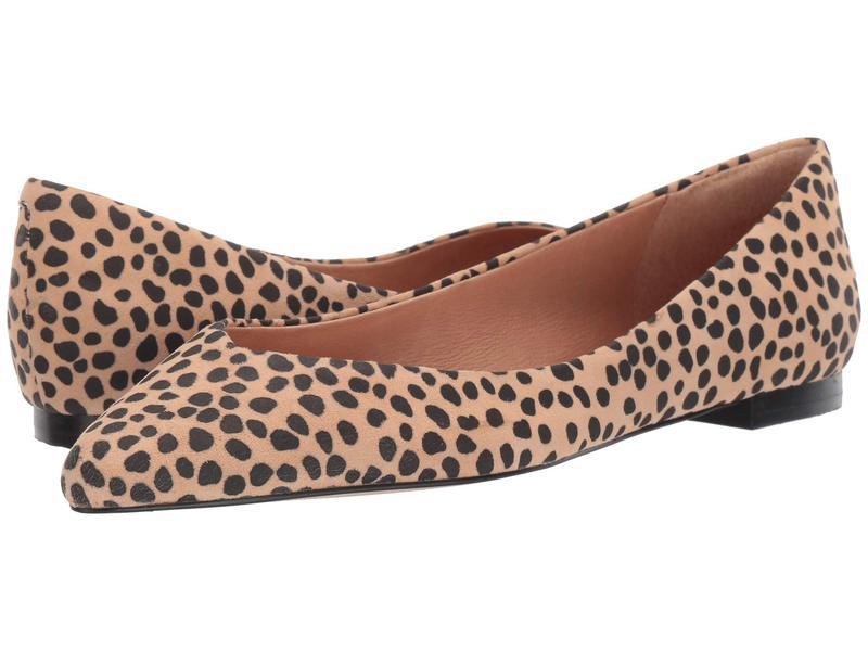 コルソ レディース Tan/Black コモ シューズ Jullia サンダル Spot Leopards