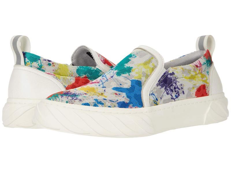 カール ラガーフェルド メンズ スニーカー シューズ LF0S8501 White/Multicolor