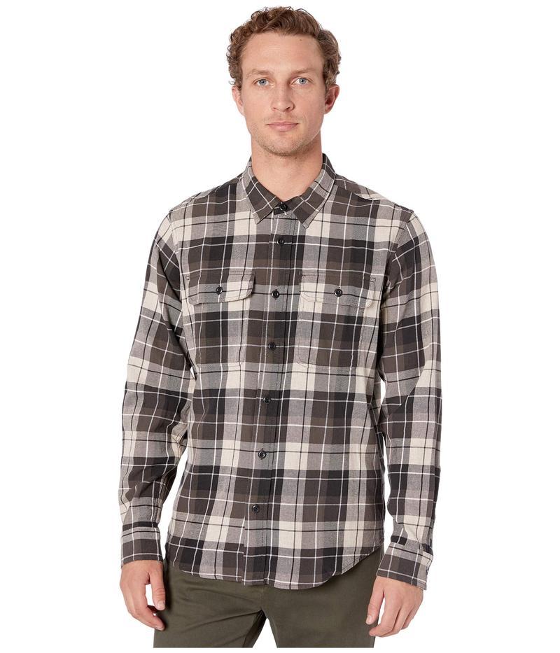 フィルソン メンズ シャツ トップス Scout Shirt Olive/Black/Tan Plaid