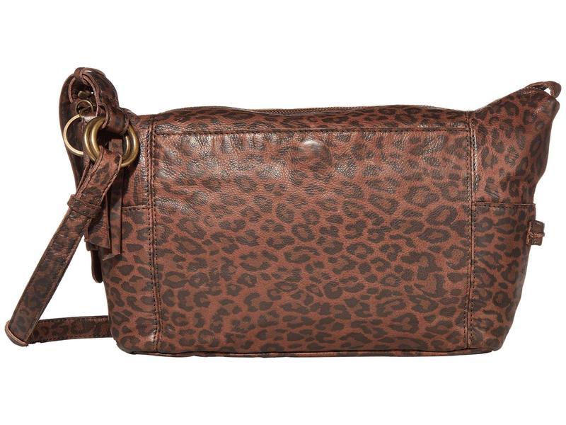 フライ レディース ハンドバッグ バッグ Jolie Crossbody Leopard