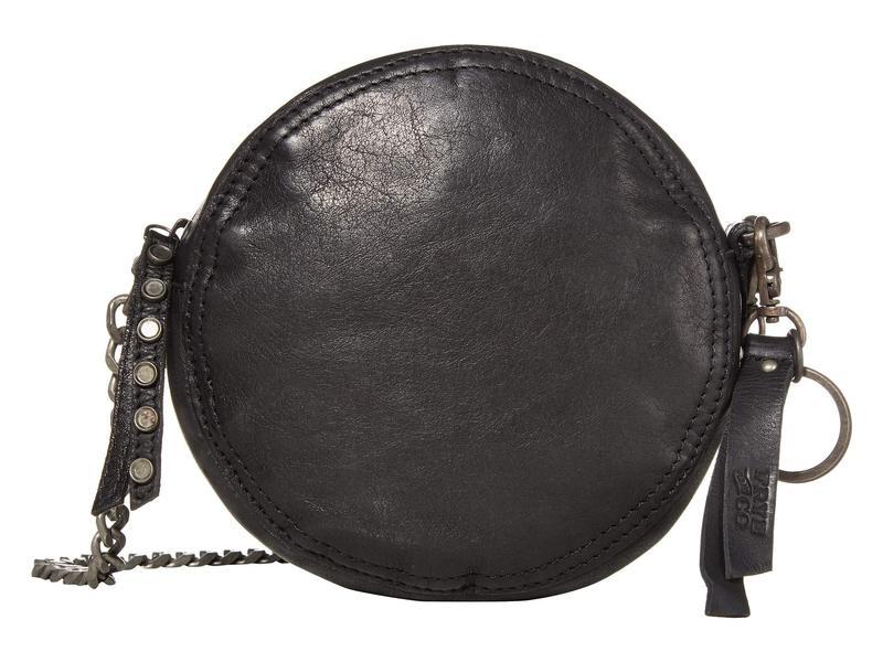 フライ レディース ハンドバッグ バッグ Riley Circle Bag Black