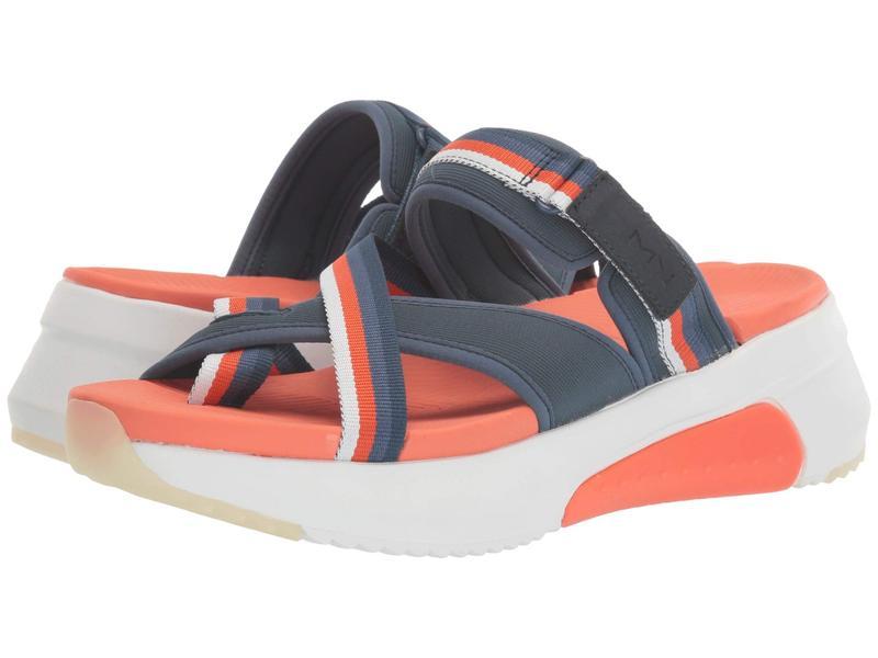 マークネイソン レディース ヒール シューズ Modern Jogger 2.0 Navy/Orange