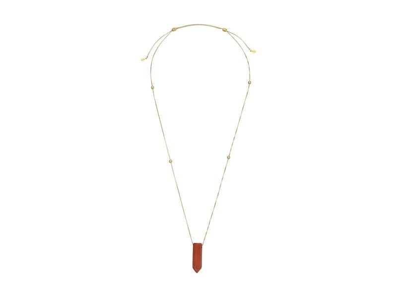アレックスアンドアニ レディース ネックレス・チョーカー・ペンダントトップ アクセサリー Red Jasper Pendant Necklace Assorted