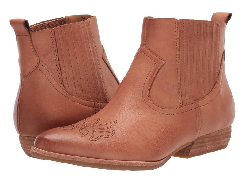 コークイーズ レディース ブーツ・レインブーツ シューズ Prairie Brown Full Grain Leather