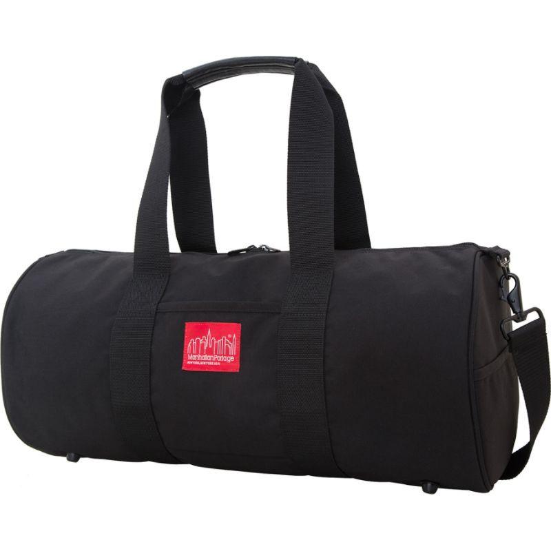 マンハッタンポーテージ メンズ スーツケース バッグ Chelsea Drum Bag (LG) Black