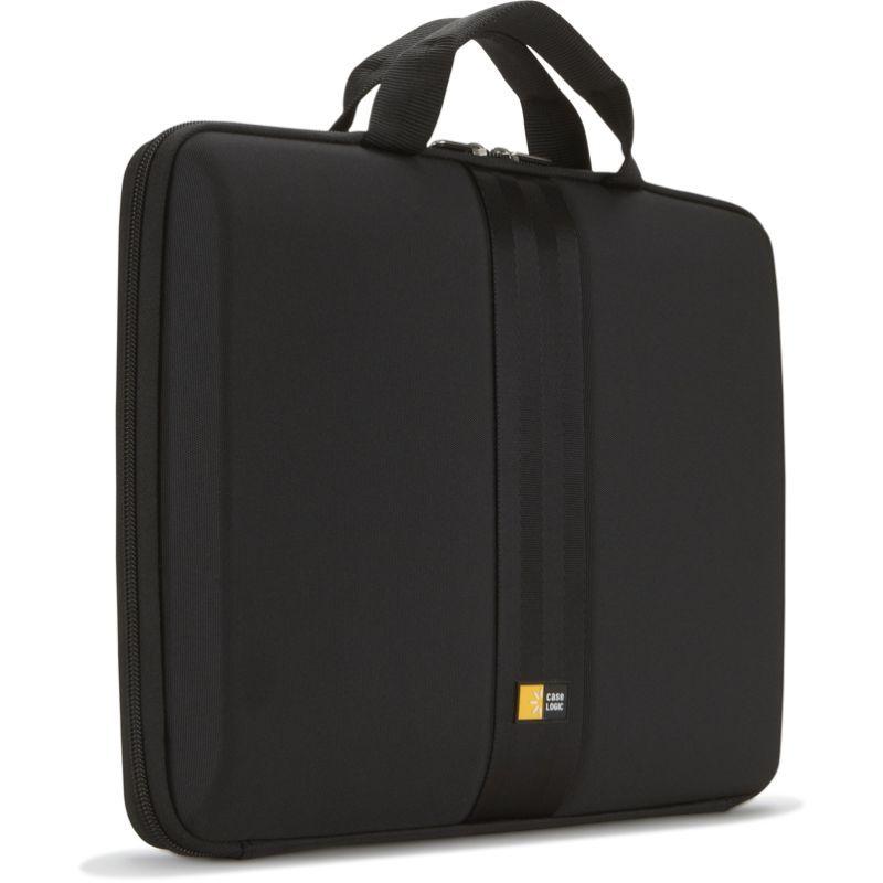 ケースロジック メンズ スーツケース バッグ 13.3 Laptop Sleeve Black