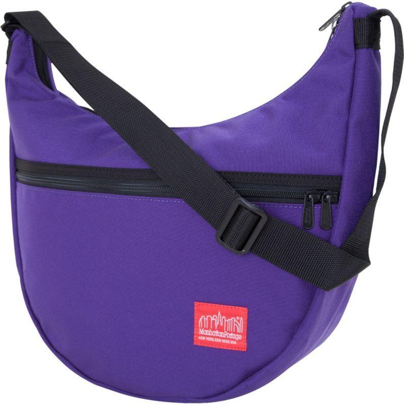 マンハッタンポーテージ メンズ ショルダーバッグ バッグ Nolita Shoulder Bag Purple