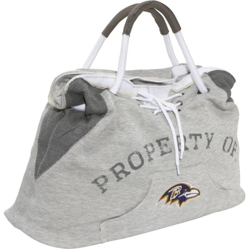 リトルアース メンズ トートバッグ バッグ Hoodie Tote - NFL Teams Baltimore Ravens