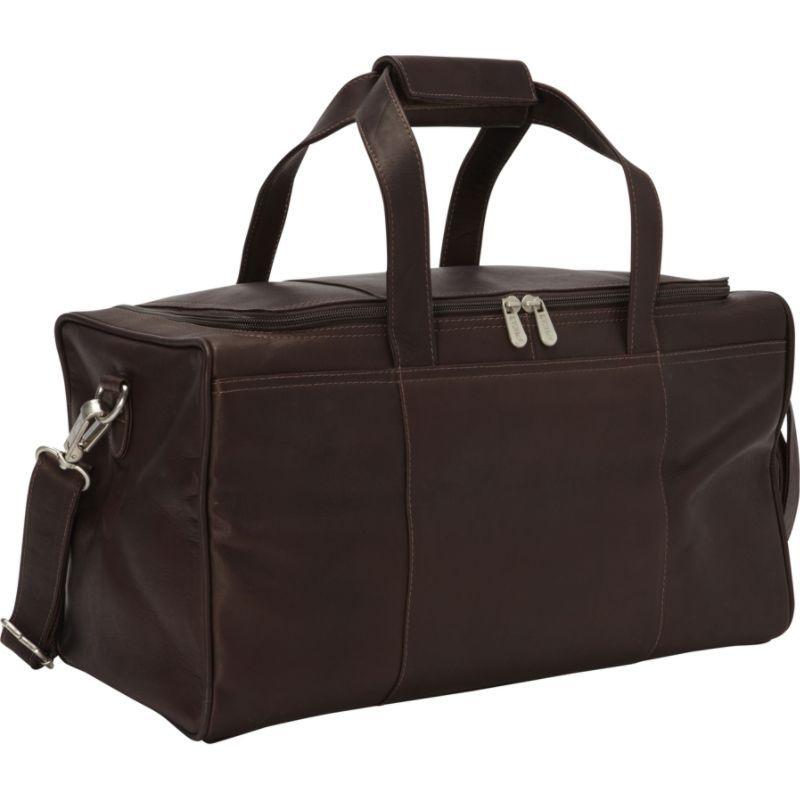 ピエール メンズ スーツケース バッグ Travelers Select XS Duffel Bag Chocolate