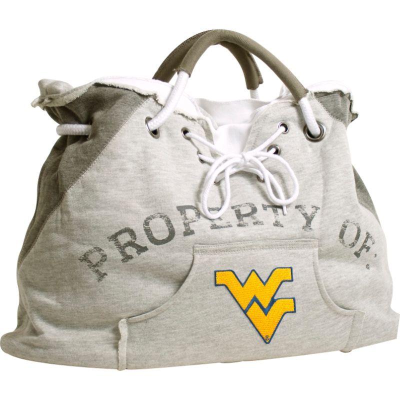 リトルアース メンズ トートバッグ バッグ Hoodie Tote - Big 12 Teams West Virginia University