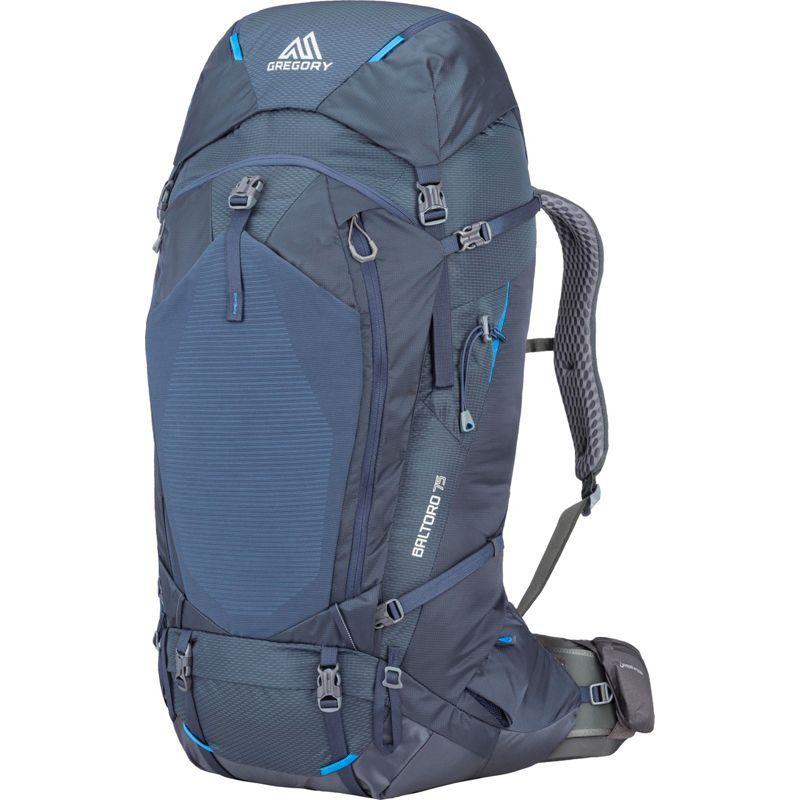 グレゴリー メンズ バックパック・リュックサック バッグ Men's Baltoro 75 Pack Dusk Blue - Medium