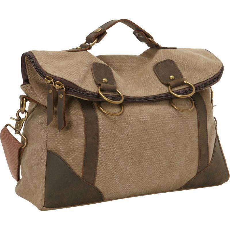 ラウレックス メンズ ショルダーバッグ バッグ Converitible Messenger Bag Khaki