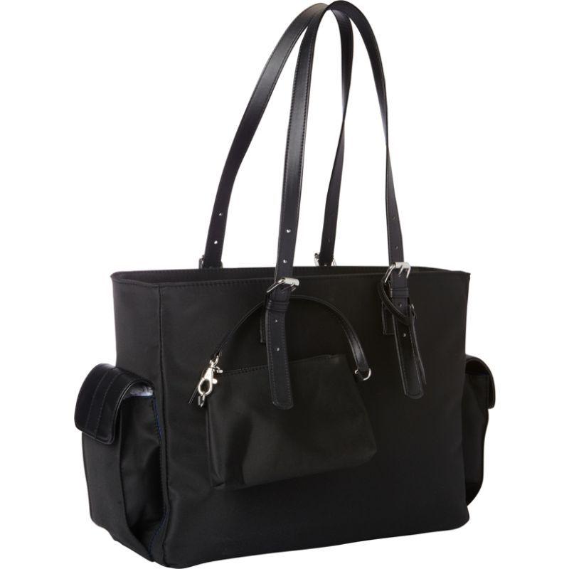 ウーメンインビジネス レディース スーツケース バッグ 14 Slim Liberator Notebook Case Black