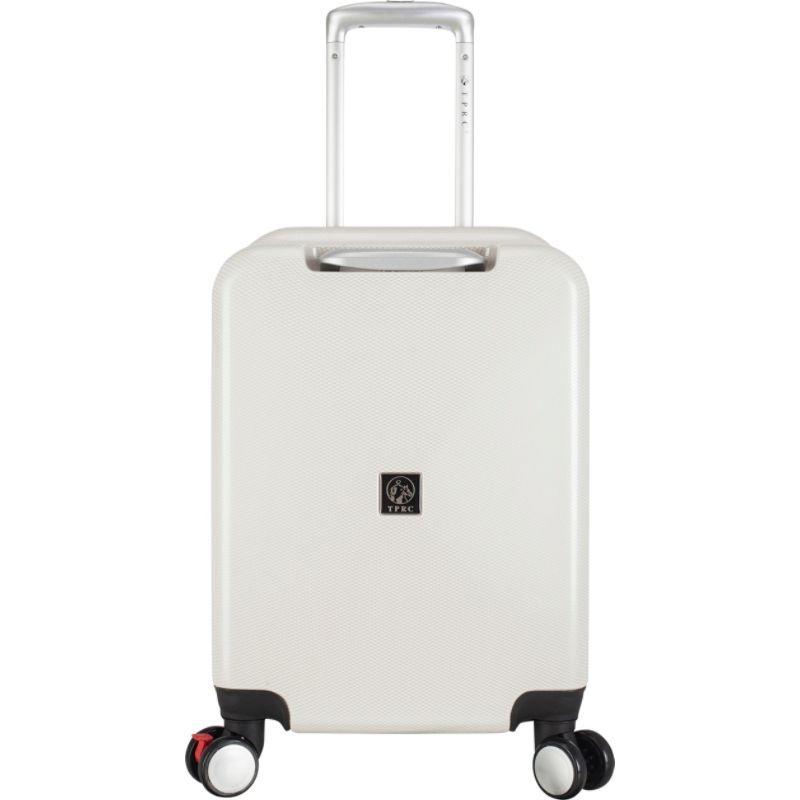 トラベラーズクラブ メンズ スーツケース バッグ Celestial 20 Seat-On Carry-On Silver White