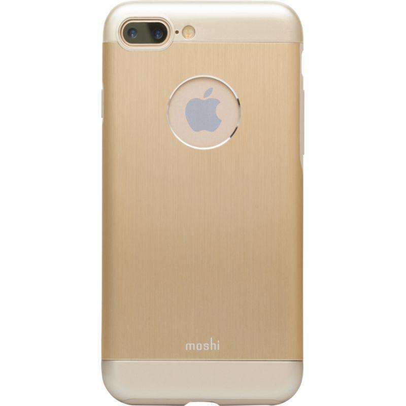 モシ メンズ PC・モバイルギア アクセサリー Armour iPhone 7 Plus Phone Case Gold