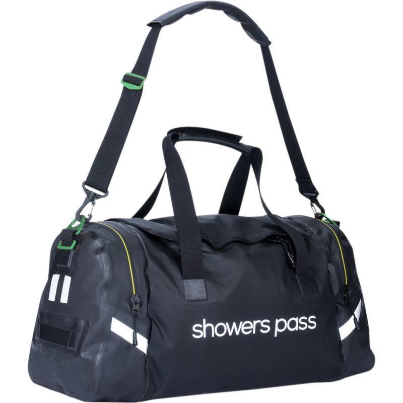 シャワーパス メンズ ボストンバッグ バッグ Refuge Waterproof Duffel Bag Lime/Black
