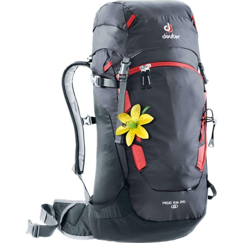 ドイター メンズ ボストンバッグ バッグ Rise Lite 26 SL Hiking Pack Graphite/Black(47010)