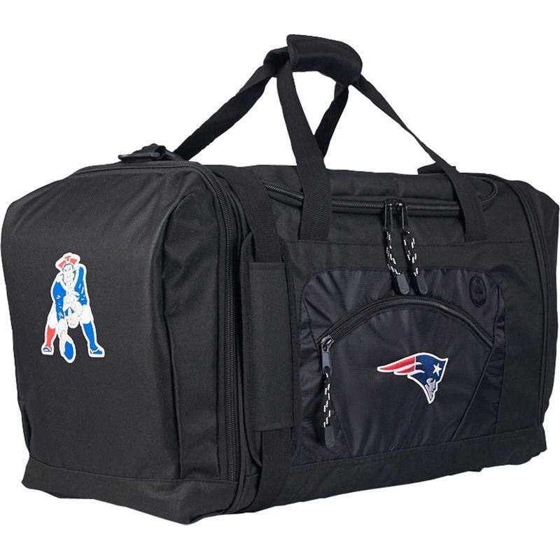 NFL メンズ ボストンバッグ バッグ Roadblock Duffel New England Patriots