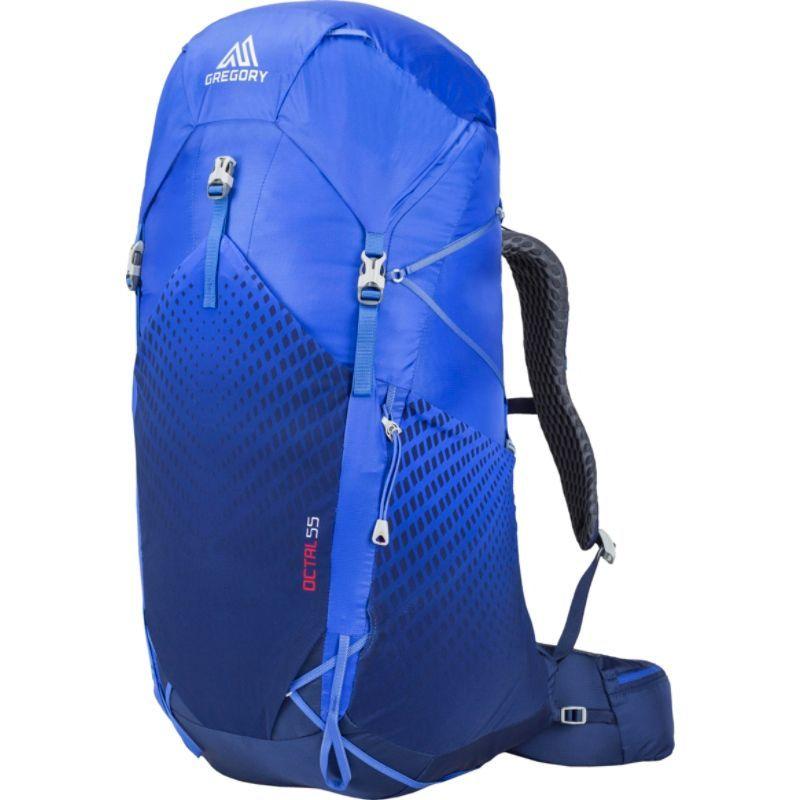 グレゴリー レディース バックパック・リュックサック バッグ Womens Octal 55 Hiking Backpack Monarch Blue - X-Small