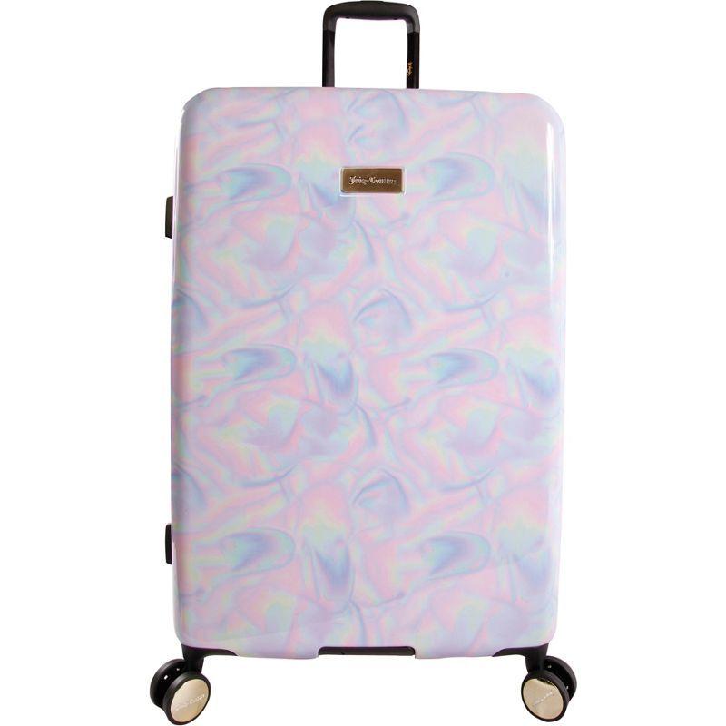 ジューシークチュール メンズ スーツケース バッグ Juicy Belinda 29 Spinner Holographic