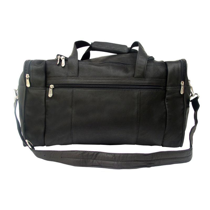 ピエール メンズ スーツケース バッグ Travel Duffle with Side Pocket Black
